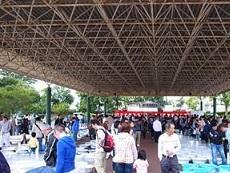 画像:弥富市 第24回金魚日本一大会