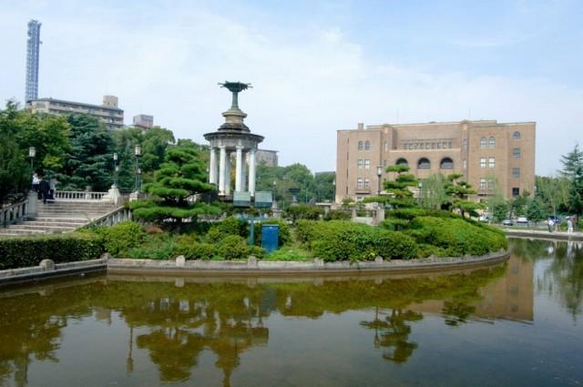 「鶴舞公園」の画像検索結果
