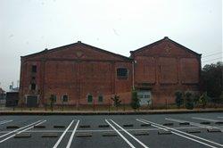 半田赤レンガ建物