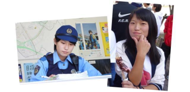 女性警察官の活躍 - 愛知県警察