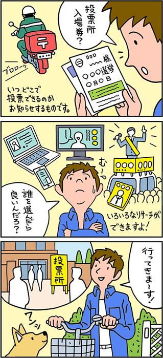 選挙へ行こう! | 愛知県