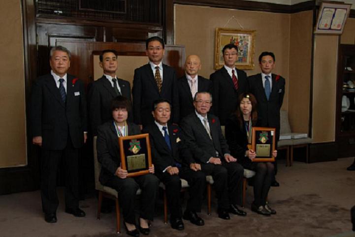 愛知県スポーツ顕彰(平成20年度から24年度)