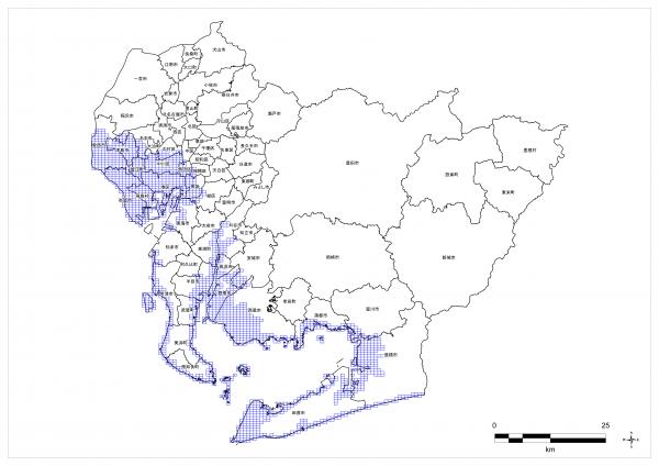 名古屋 市 瑞穂 区 ハザード マップ
