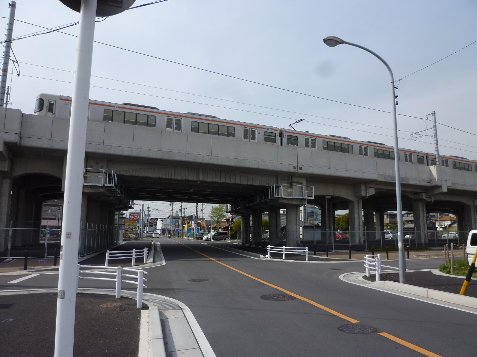 愛知県尾張建設事務所 鉄道高架事業による効果