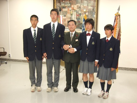 豊川工業高等学校制服画像