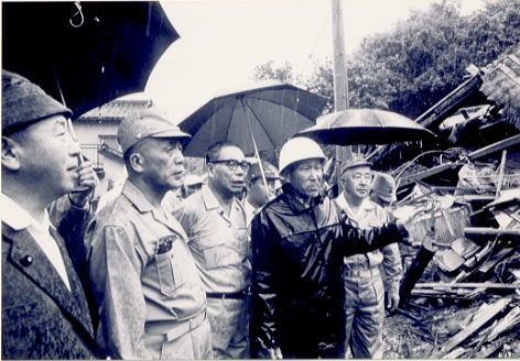昭和47年7月災害 - 愛知県