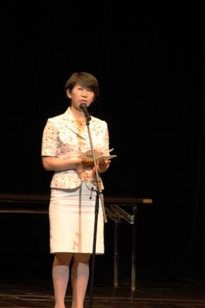 平成22年度愛知県教育文化奨励賞表彰式について